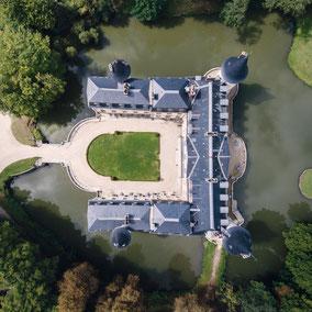 свадьба в замке для двоих