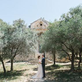 Франко-русская свадьба в Провансе