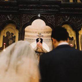 венчание в храме Александра Невского в Париже