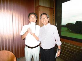 3位の吉田 敏信さん