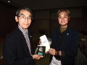 優勝された 久保木 昭次さん