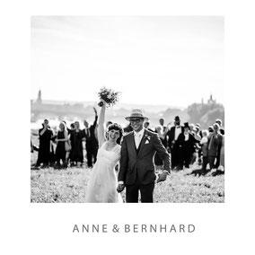 als Fotograf in Dresden dabei auf der Hochzeit von Anne und Bernhard - Dirk Brzoska