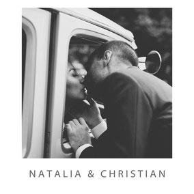 Hochzeit von Natalia und Christian im Standesamt Leipzig mit Feier im Mückenschlösschen  -  Hochzeitsfotograf Dirk Brzoska aus Leipzig www.dirk-brzoska.de