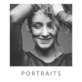 Porträt Fotografie als Bewerbungsfoto vom Leipziger Fotografen Dirk Brzoska