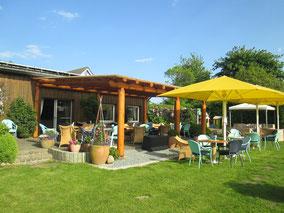 Terrasse Hofcafé