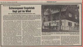 Allgäuer Zeitung vom 25.07.1982