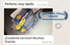 Minoxidil Kirkland opiniones comprar mexico