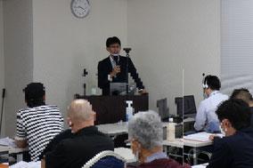 2020年9月開催 第64回北海道大家塾 セミナー風景