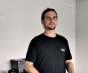 Portrait Markus Fischer