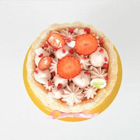 アイスケーキ アントルメグラッセ