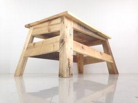 Co2 neutraler Tisch, produktWerft