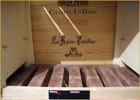Parements esthétiques pour caves à vins