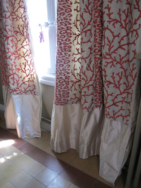 Rideau - Abat-jour, Couture d\'ameublement, rideaux, stores ...