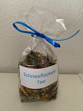 Schneeflocken-Tee  15 g  Fr.3.00