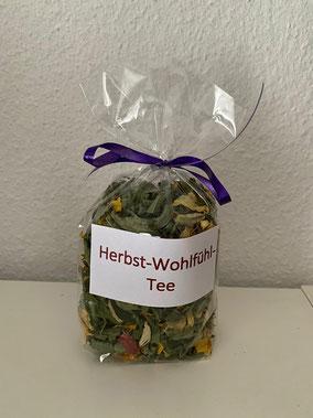 Herbst-Wohlfühl-Tee  15 g  Fr.3.00