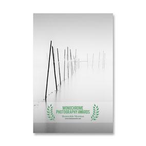 Monochrome Photography Awards 2017, Berlin, Müggelsee, Langzeitbelichtung, long exposure, schwarz-weiß, Minimalismus, minimalism, minimalist, minimalistisch, Holger Nimtz, Wandbild, Kunst, fine art, Fotokunst, Photography,