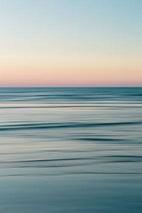 Mittelmeer, Mediterranean Sea, Fotokunst, abstract, seascape, abstrakt, Meer, sunset, Sonnenuntergang, Kunst, Strand, beach, Art, Fotografie, photography, wall art, Holger Nimtz, impressionistisch, Impressionismus, Wandbild, malerisch, verwischt,