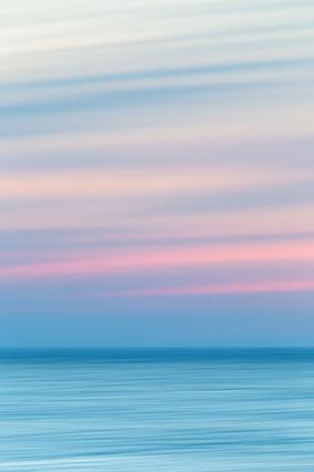 Nordsee, North Sea, sunset, Streifzüge, Holger Nimtz, dekorativ, impressionistisch, Impressionismus, abstrakt, Wandbild, malerisch, surreal, Surrealismus, Urlaub, vacation, verwischt, intentional camera movement, ICM, Inspiration,