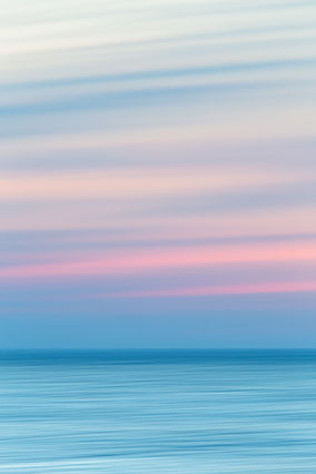 Nordsee, North Sea, sunset, Fotokunst, Kunst, Art, Fotografie, photography, wall art, Streifzuege, Holger Nimtz, Streifen, strpies, dekorativ, impressionistisch, Impressionismus, abstrakt, Wandbild, malerisch, surreal, Surrealismus, verwischt,