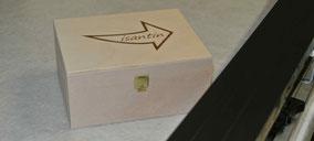 Präparation, Isantin-Box