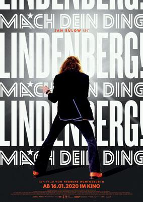 Lindenberg Mach dein Ding Plakat