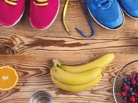Productos naturistas para la Nutrición Deportiva