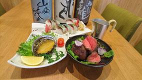 料理|福井市順化で地酒が豊富な割烹・居酒屋「晩酌ちろり」