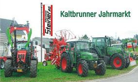 Kaltbrunner Jahrmarkt und Stierenmarkt