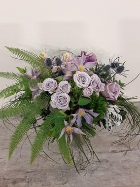 Bouquet de flor variada.