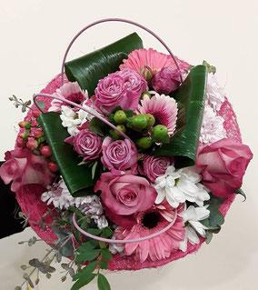 Bouquet de flor variada. A partir de 30€