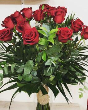 Ramo de rosas. A partir 45€