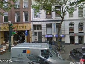 Coffeeshop Witte de With Rotterdam