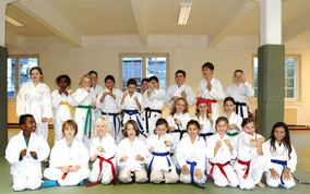 Kinder Karate Pfullingen