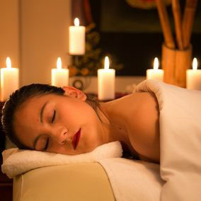 Massage corps Institut esthétique La Valette