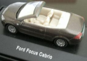 104 Focus  Cabriolet 1998 - 2005
