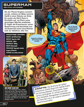 DC Comics - Superman - Dorling Kindersley - kulturmaterial