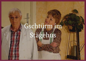Gstürm im Stägehus Theaterverein Worben