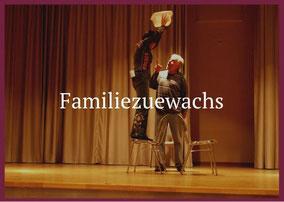 Familiezuwachs Theaterverein Worben