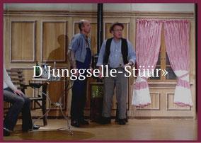 D'Junggselle-Stüür Theaterverein Worben