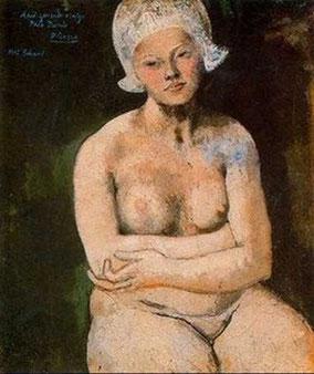 'Gran Holandesa' - Pablo Picasso (Etapa rosa).