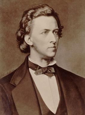 Frederic CHOPIN, a résidé en Berry, aux domaines de George SAND. Il a contribué à relever de nombreuses mélodies issues du monde paysan, dont il  nous reste des bourrées...