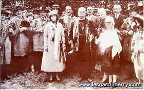 De 1904 à 1961, Aurore Sand, petite fille de l'illustre romancière, en resta présidente d'honneur.