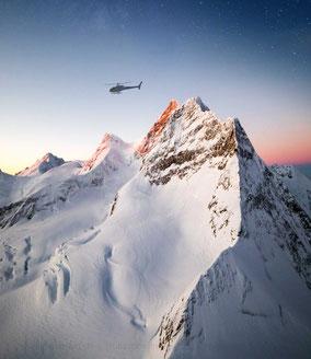 Wallpaper Helikopterflug Ecureuil