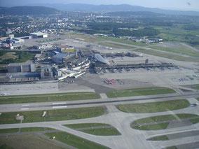 Flugplatz Zürich