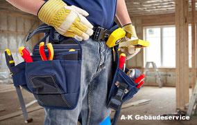 Hausmeister / Handwerker
