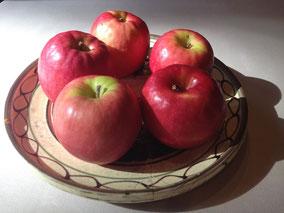 ピンクレディ。2月末まで焼きたてのアップルパイを。