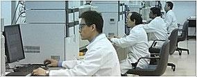 Keystone Bioanalytical Lab Technicians at work.