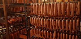 Rohwurst - Fleischerei Bechtel - Ahle Wurscht
