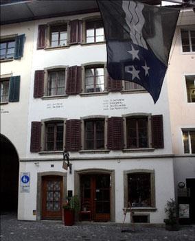 Rathausgasse 6 (Sitzungszimmer 1. OG)
