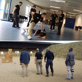masterclass police e close protection fdkm